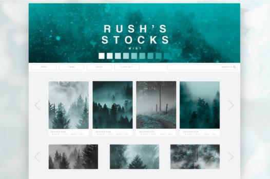 Stock Pack 15 | Mist
