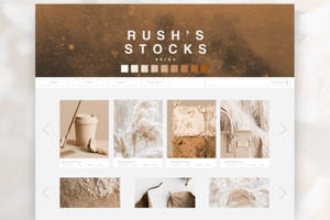 Stock Pack 18 | Beige by SugarRush19