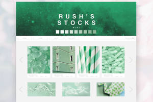 Stock Pack 21 | Mint by SugarRush19