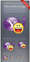 Icon Yahoo Messenger