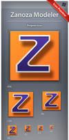 Icon Zanoza Modeler