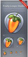 Icon Fruity Loops Studio