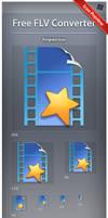 Icon Free FLV Converter