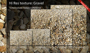 Texture Gravel Pack 01