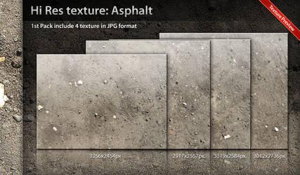 Texture Asphalt Pack by ncrow
