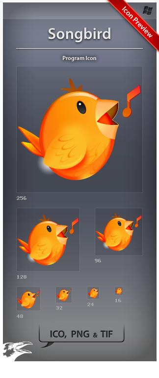 Icon Songbird