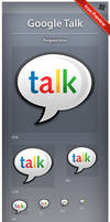 Icon Google Talk by ncrow