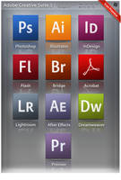 Icons Adobe CS3 Pack by ncrow