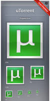 Icon uTorrent Square
