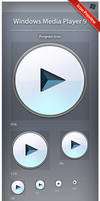 Icon Windows Media Player 9 by ncrow