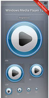 Icon Windows Media Player 12 by ncrow