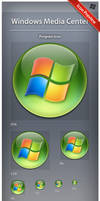 Icon Windows Media Center