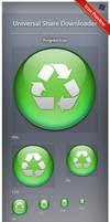 Icon Universal Share Downloade