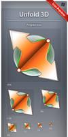 Icon Unfold 3D