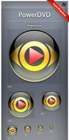 Icon PowerDVD by ncrow
