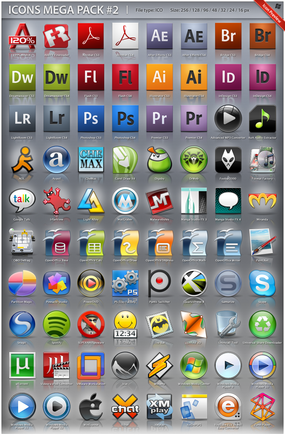 Icons Mega Pack 2