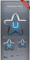 Icon Update Star