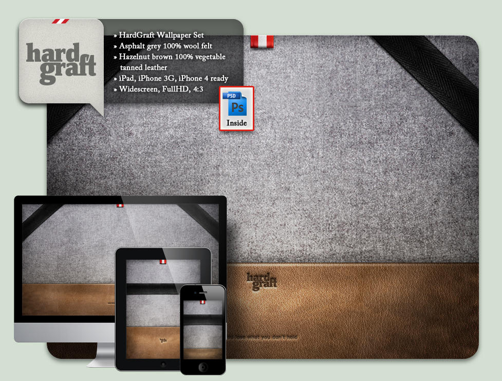 HardGraft walls by ncrow