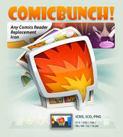 ComicBunch Icon by ncrow