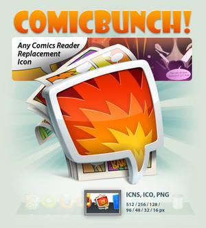 ComicBunch Icon