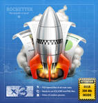 Rocketter Happyness Pack