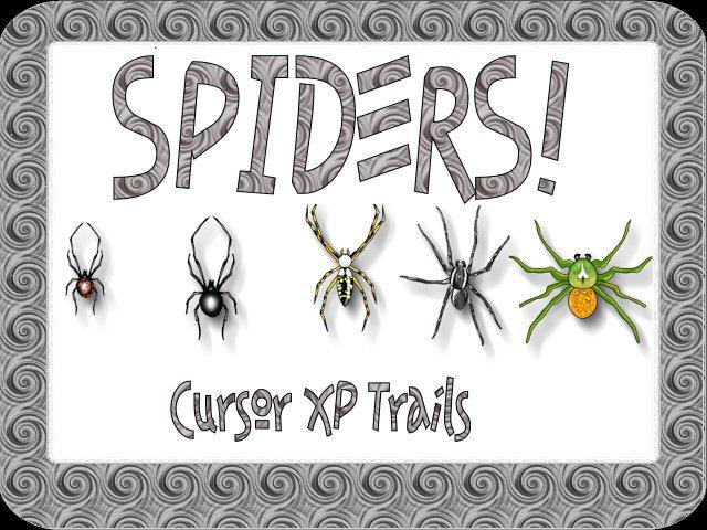Spiders Cursor XP Plus Trails by TNBrat