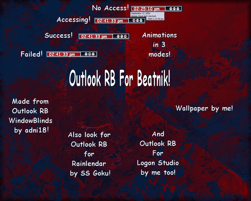 Outlook RB For Beatnik Skins by TNBrat