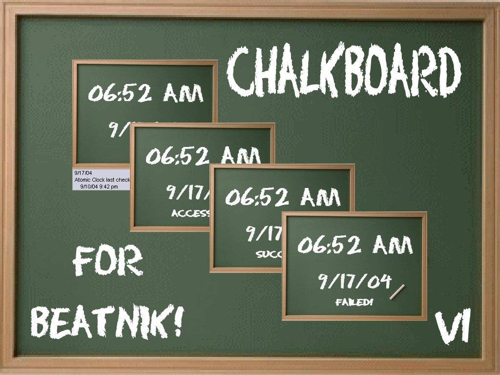 Chalkboard V1 by TNBrat