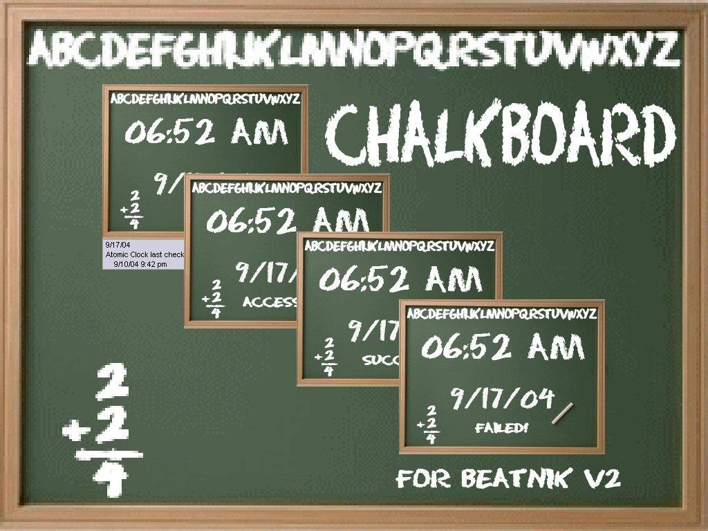 Chalkboard V2 by TNBrat