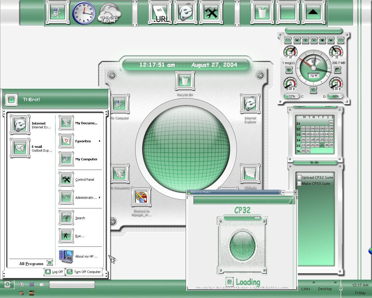 CP32 Suite by TNBrat