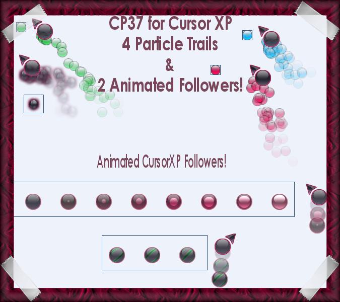 CP37 CursorXP Follower  Trail by TNBrat
