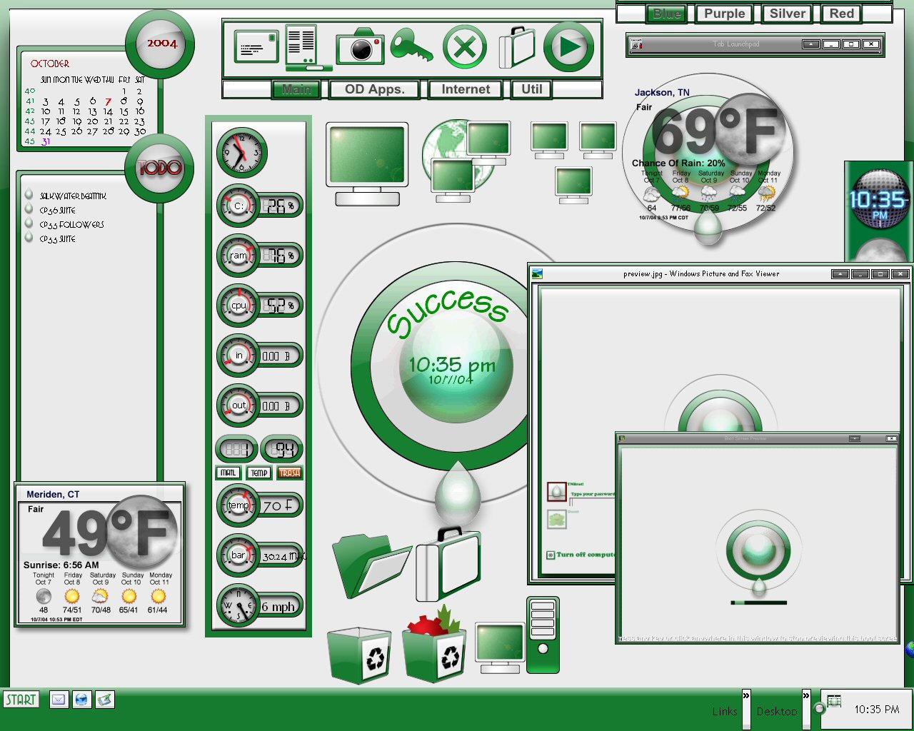 CP36 Suite by TNBrat