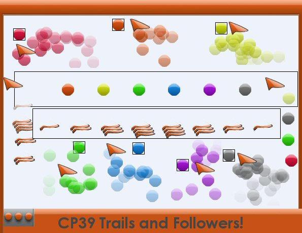 CP36 CursorXP Trails  Follower by TNBrat