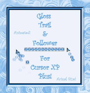 Gloss Trail  Follower CursorXP