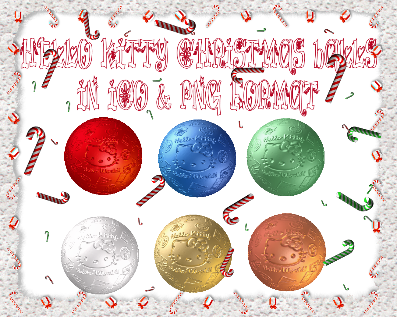 Christmas Balls by TNBrat