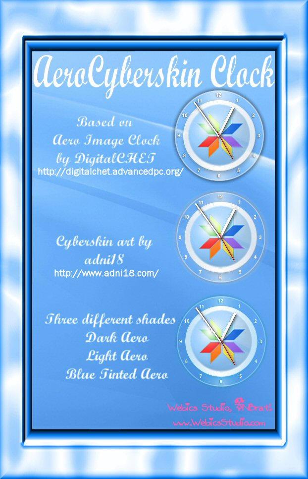 Aero Cyberskin DX Clocks by TNBrat
