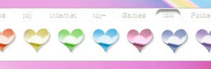 Anodized Heart Pngs