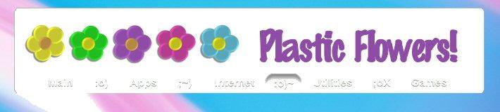 Plastic Flowers by TNBrat