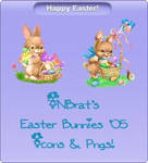 TNBrat's Easter Bunnies '05