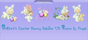TN's Easter Bunny Babies '05