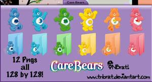 Care Bears V1 png by TNBrat