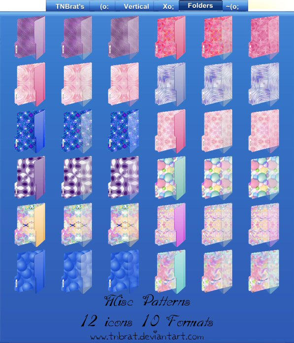 Misc Pattern 1 ico by TNBrat