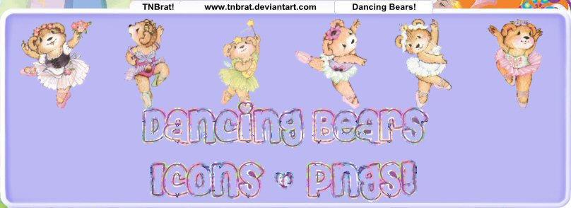 Dancing Bears by TNBrat