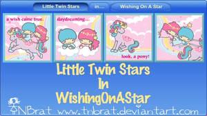 LittleTwinStars WishingOnAStar