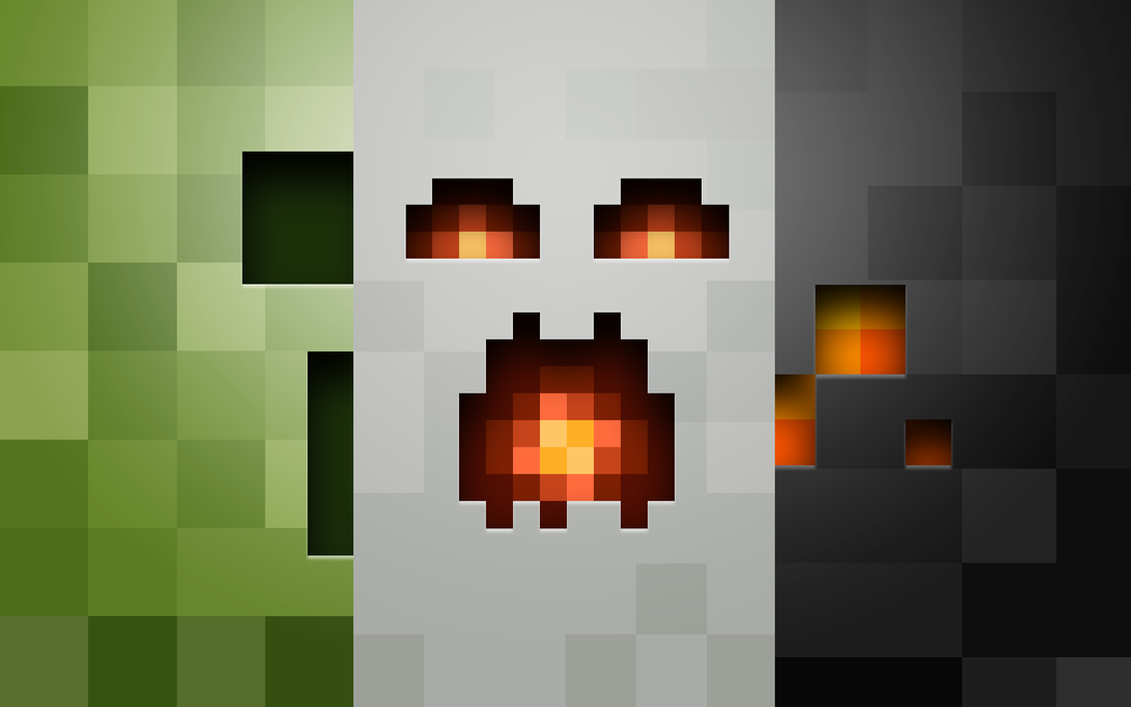 Minecraft wallpapers by clockworklemons on deviantart minecraft wallpapers by clockworklemons voltagebd Gallery