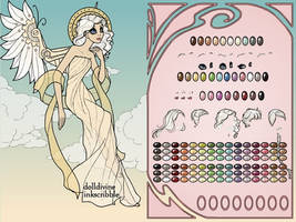 Angel Maker by inkscribble