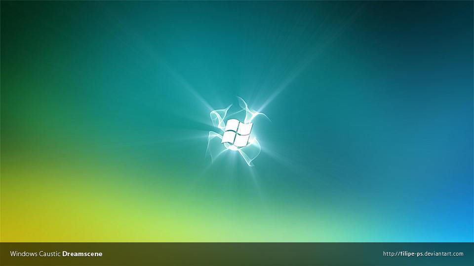 Windows Caustic Dreamscene by filipe-ps