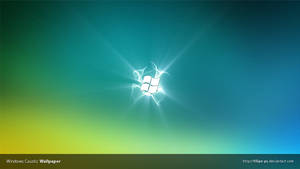 Windows Caustic Wallpaper