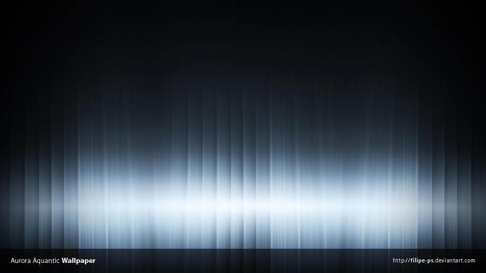 Aurora Aquantic Wallpaper by filipe-ps