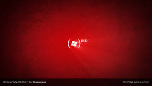 Windows Vista PRODUCT Red by filipe-ps